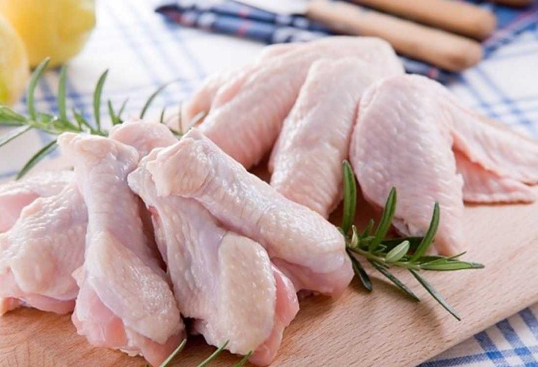 Thit gà sạch
